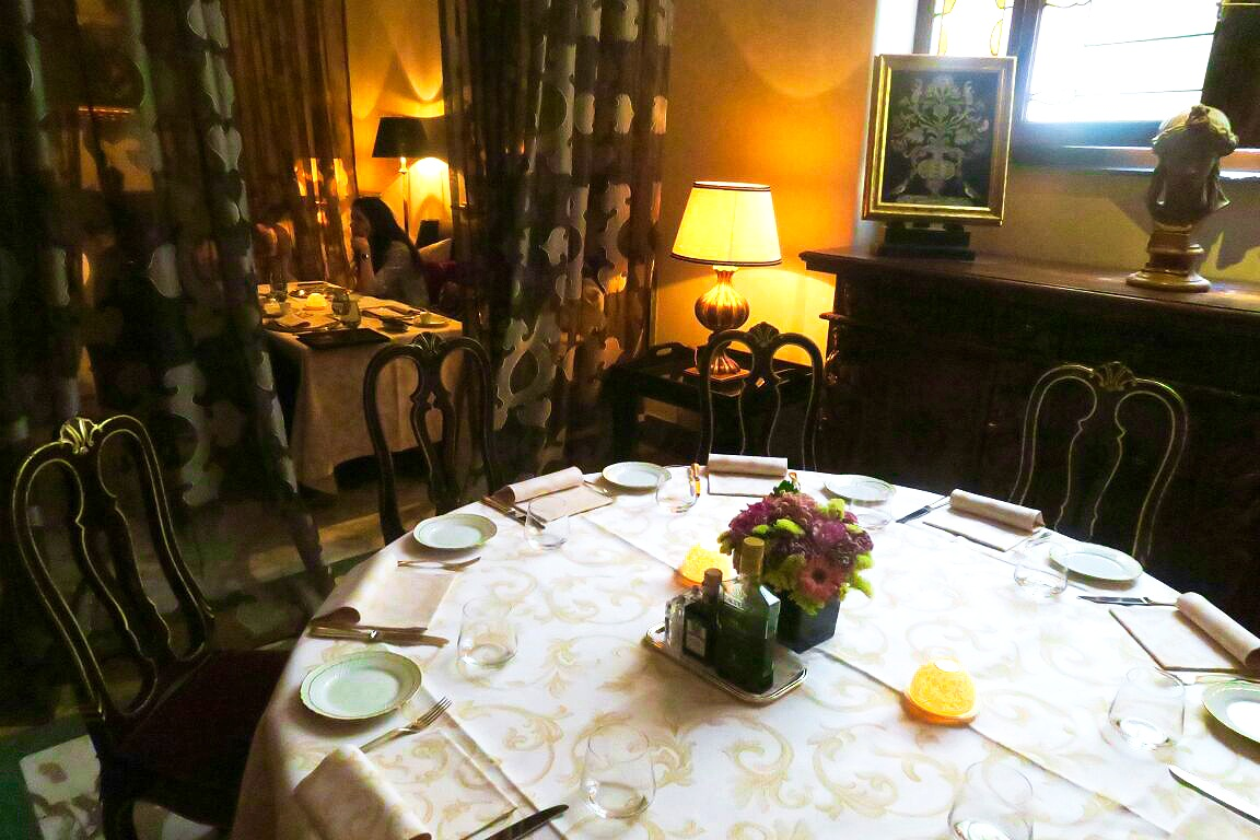 Winter Garden by Caino Restaurant Review (*) Florence (2017 ...